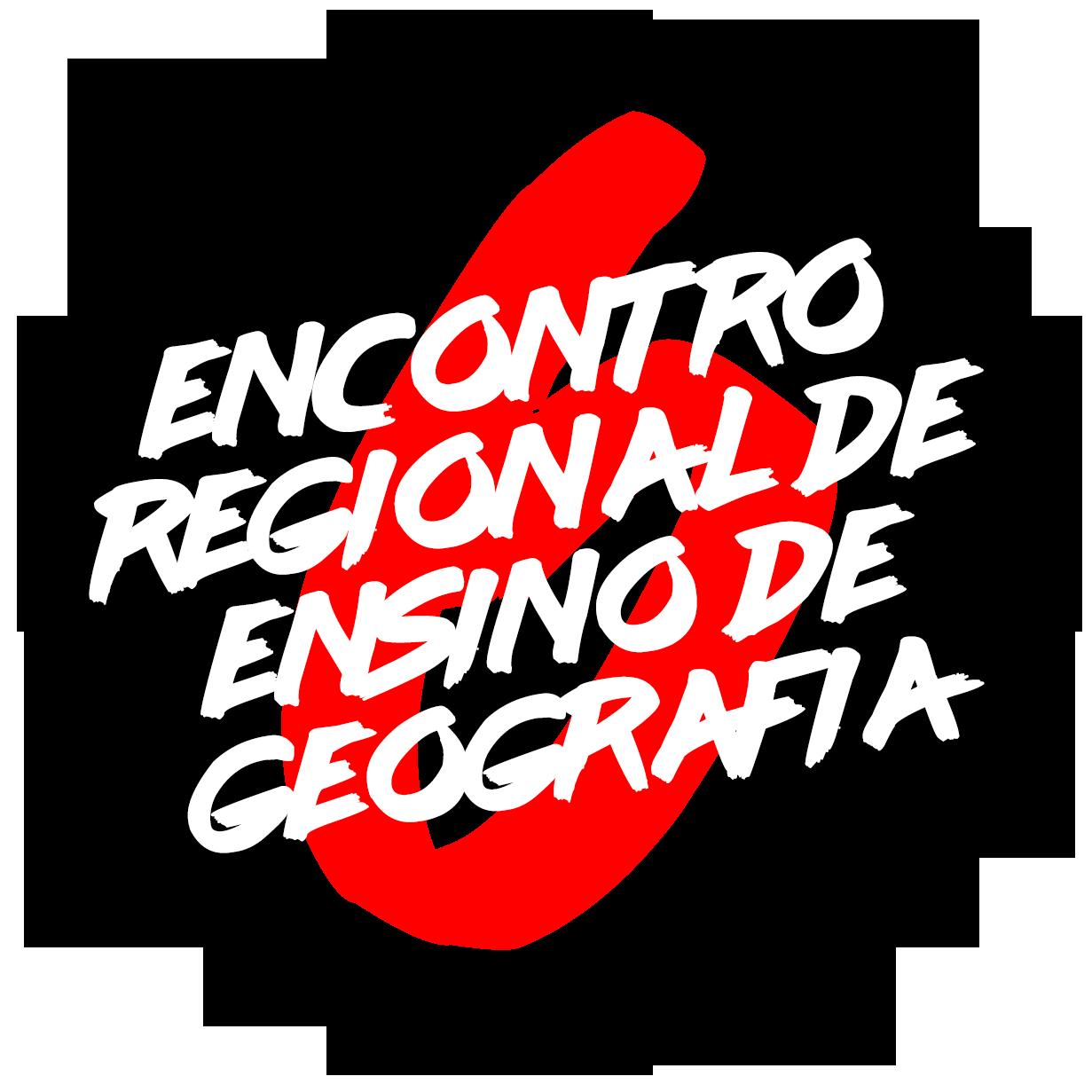 6º Encontro Regional de Ensino de Geografia